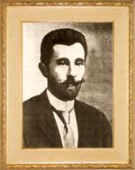 Володимир Гнатюк. Світлина 1900 р.