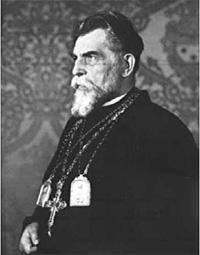 Митрополит Йосиф Сліпий. Фото 60-х рр. XX ст.