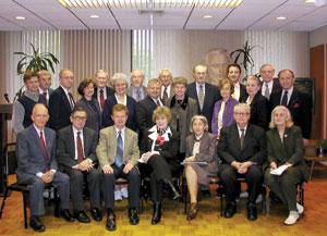 Управа і Контрольна комісія НТШ в Америці. 2003 р.