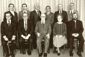 Управа НТШ в Канаді . 1981 р.