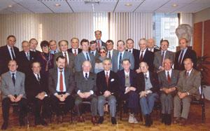 На загальних зборах НТШ в Нью-Йорку. 1987 р.